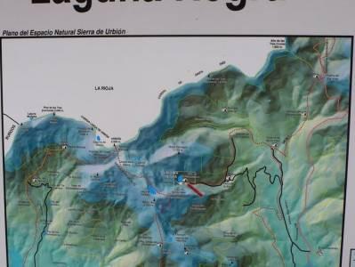 Espacio Natural Sierra de Urbión - Laguna Negra; senderismo tenerife